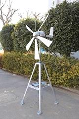 風力発電機の製作