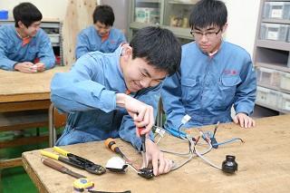 電気工事実習